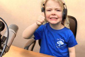 radio-presenting