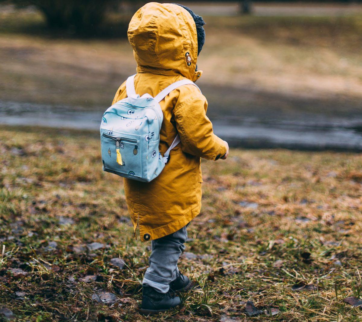 preparing your child for nursery or pre-school